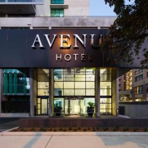 Hotels near Stage 88 Parkes - Avenue Hotel Canberra