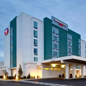 Sammy T's Music Hall Hotels - Springhill Suites Huntsville Downtown