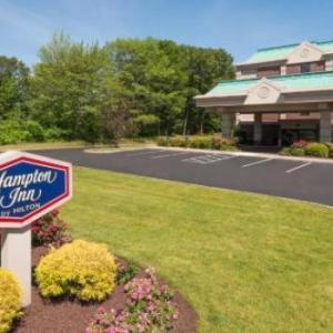 Hampton Inn Hartford/Airport