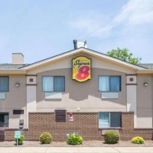 Virginia Air and Space Center Hotels - Super 8 Hampton