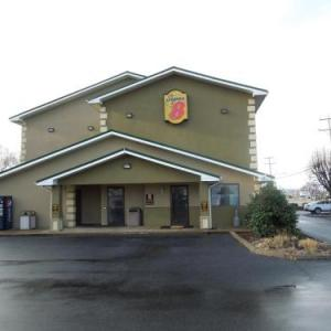 Super 8 by Wyndham Harrisonburg