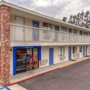 Motel 6 Los Angeles - Arcadia/Pasadena