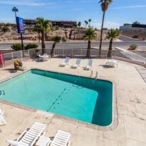 Motel 6-Needles CA