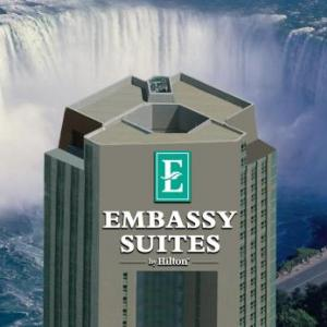 Scotiabank Convention Centre Hotels - Embassy Suites By Hilton Niagara Falls Fallsview