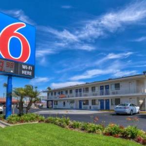 Motel 6-Stanton CA