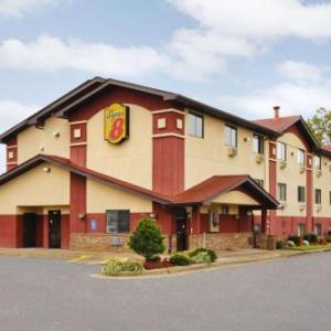 Super 8 By Wyndham Richmond Airport Va