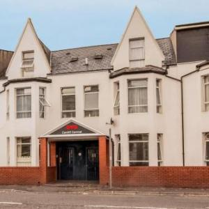 Hotels near Tramshed Cardiff - OYO Flagship Cardiff Central