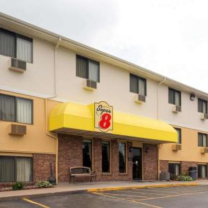 Super 8 By Wyndham Omaha Ne