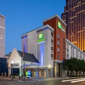 Holiday Inn Express New Orleans Downtown an IHG Hotel