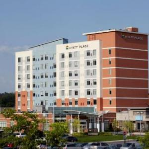Central Stage Yonkers Hotels - Hyatt Place Yonkers