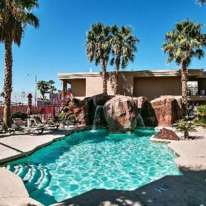 Cox Pavilion Hotels - Red Roof Inn Las Vegas