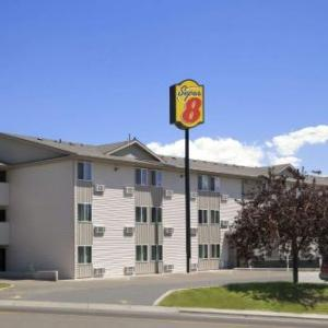 Hotels near Portneuf Health Trust Amphitheatre - Super 8 Pocatello