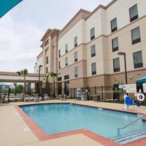 Hampton Inn And Suites Houston North Iah Geenspoint