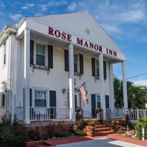 First Baptist New Orleans Hotels - Rose Manor Bed & Breakfast