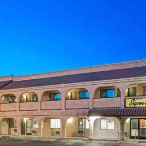 Hotels near Las Vegas Motor Speedway - Super 8 by Wyndham Las Vegas Nellis AFB Area