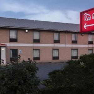 Crocodile Rock Cafe Hotels - Red Roof Inn Allentown South