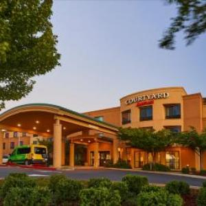 Jackson County Fairgrounds Oregon Hotels - Courtyard By Marriott Medford Airport