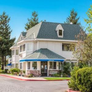 Motel 6-Rohnert Park CA