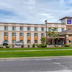 Boone and Scenic Valley Railroad Hotels - Sleep Inn & Suites Ames Near Isu Campus