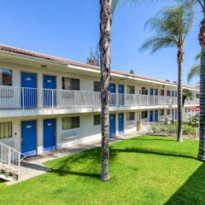Motel 6-Rowland Heights CA - Los Angeles - Pomona