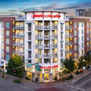 Coolidge Park Chattanooga Hotels - Hampton Inn And Suites Chattanooga/downtown