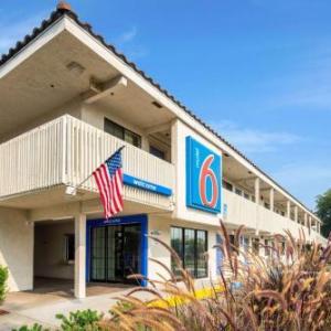 Motel 6-Petaluma CA