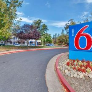 Motel 6-Santa Rosa CA - North