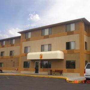Eccles Coliseum Hotels - Super 8 By Wyndham Cedar City