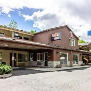 Yakima Speedway Hotels - GuestHouse Inn Yakima Downtown