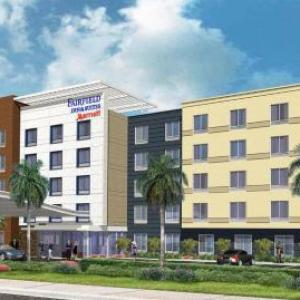 Fairfield Inn & Suites Fort Lauderdale/Pembroke Pines