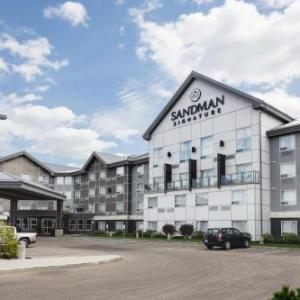 Sandman Signature Hotel & Suites Edmonton South