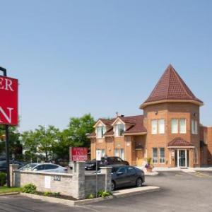 The Rockpile Toronto Hotels - Super 5 Inn