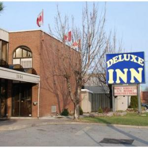 Hotels near Church on the Queensway - Deluxe Inn