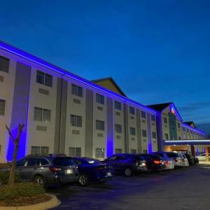 SureStay Plus by Best Western Louisville Airport Expo