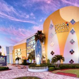 Sports Page Live Hotels - Four Points by Sheraton Cocoa Beach