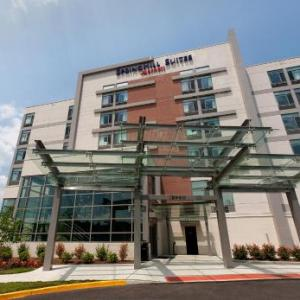 Hotels near Mount Vernon Estate and Gardens - Springhill Suites By Marriott Alexandria Old Town/southwest