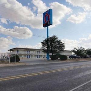 Ector County Coliseum Hotels - Motel 6-Odessa TX
