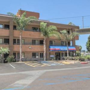Blue Agave Nightclub Hotels - Motel 6 San Diego - Mission Valley