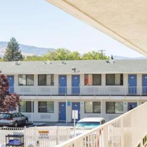 Motel 6-Reno NV - Virginia Plumb