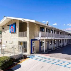 Hotels near Union Station Colorado Springs - Motel 6 Colorado Springs
