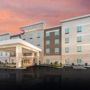 Norwood Hills Country Club Hotels - Best Western Plus St. Louis Airport Hotel