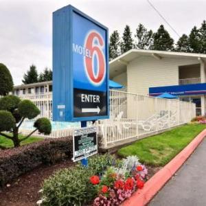 Motel 6-Tumwater WA - Olympia