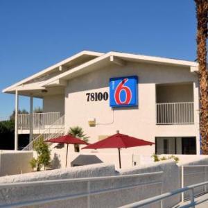 Motel 6-Palm Desert CA - Palm Springs Area