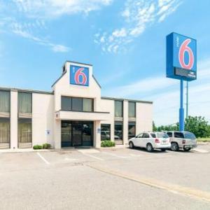 Motel 6-Oklahoma City OK - South