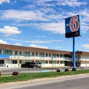 McGee Park Hotels - Motel 6 Farmington