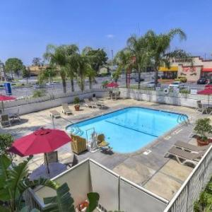 Motel 6-Fontana CA