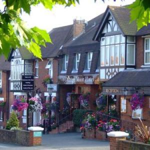 Mote Park Maidstone Hotels - Grange Moor Hotel