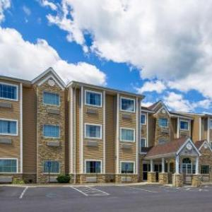 Hotels near Wapocoma Campground - Microtel Inn & Suites By Wyndham Keyser
