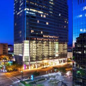 Hard Rock Cafe Phoenix Hotels - The Westin Phoenix Downtown