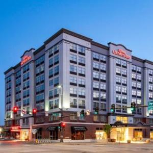 Hotels near Slowdown Omaha - Hilton Garden Inn Omaha Downtown/Old Market Area